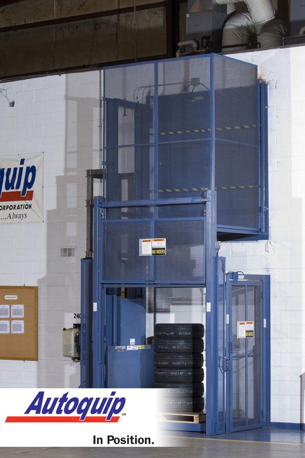 Industrial Storage | RW Lundquist Co | Storage Engineering Inc